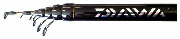 Удилище с кольцами Daiwa Sweepfire SWV-50G-AR