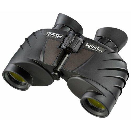 Фото - Бинокль Steiner 8x30 Safari UltraSharp черный бинокль steiner 8x42 skyhawk 4 0 черный