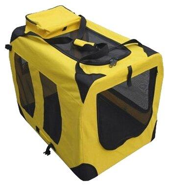 Сумка переноска для собак и кошек GiGwi сумка переноска, складная для кошек и собак (70 х 52 х 52 см)