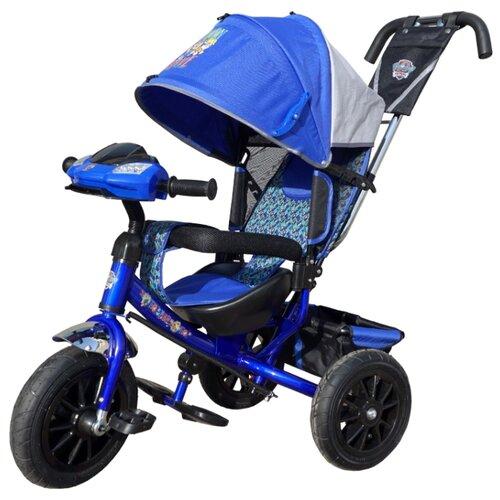 Трехколесный велосипед Shantou City Daxiang Plastic Toys Lexus Trike 950M2-N1210P-PPL синийТрехколесные велосипеды<br>