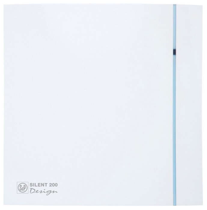 Вытяжной вентилятор Soler & Palau SILENT-200 CZ DESIGN 3C 16 Вт