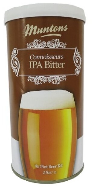 Пивная смесь MUNTONS IPA Bitter 1,8 кг