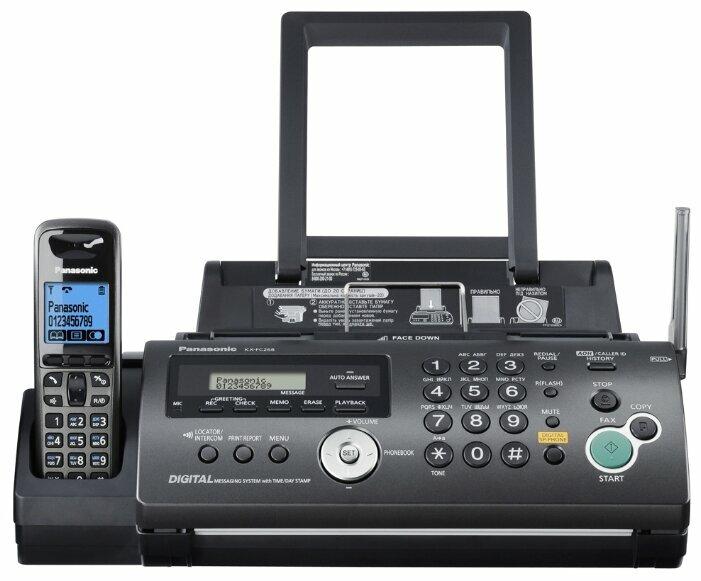Факс Panasonic KX-FC268 RU