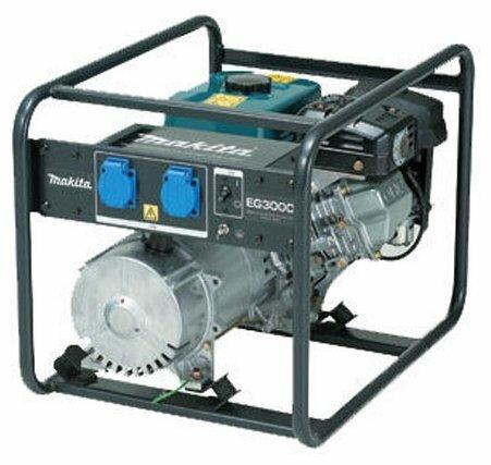 Бензиновый генератор Makita EG300C (2400 Вт)