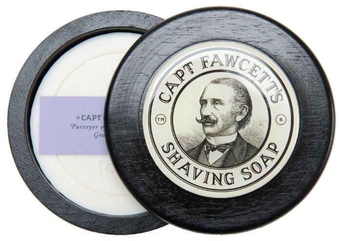 Мыло для бритья Luxurious Shaving Soap Captain