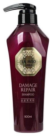 La Miso шампунь для восстановления поврежденных волос