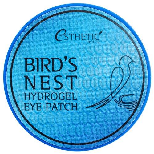 Купить Esthetic House Гидрогелевые патчи для век с экстрактом ласточкиного гнезда Bird's Nest Hydrogel Eye Patch (60 шт.)