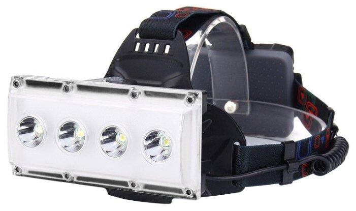 Налобный фонарь UltraFire W616 черный
