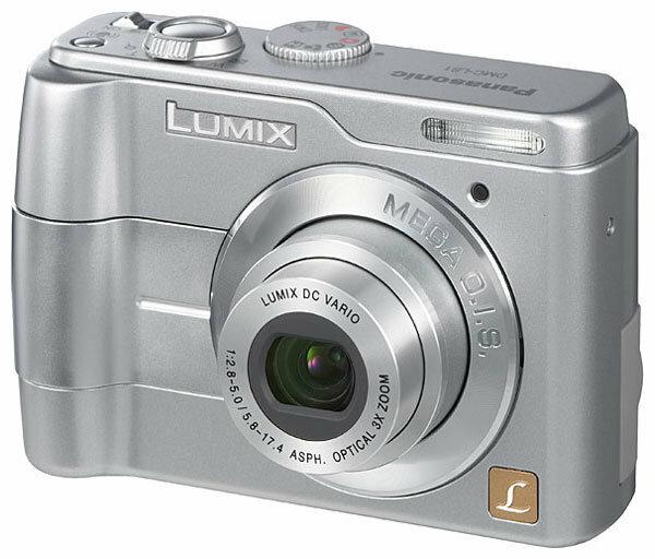 Фотоаппарат Panasonic Lumix DMC-LS1