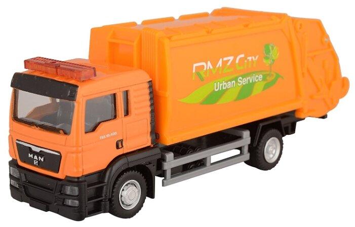 UNI-FORTUNE Машина мусоровоз, без механизмов [144026]