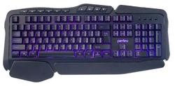 Клавиатура Perfeo Strike PF_A4390 Black USB