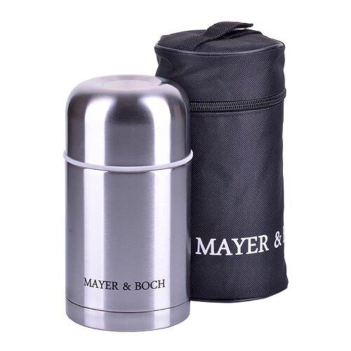 Классический термос MAYER & BOCH 28040, 0.6 л серебристый