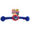 Гантель для собак GiGwi Gladiator в резиновом шлеме (75442)