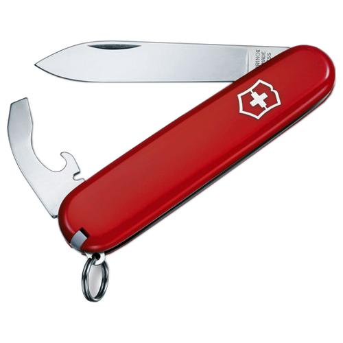 Нож многофункциональный VICTORINOX Bantam (8 функций) красный нож victorinox bantam 0 2303 red