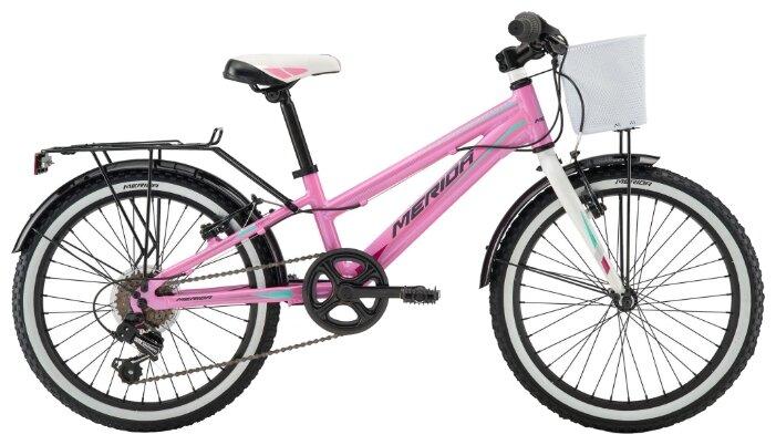 Подростковый городской велосипед Merida Princess J20 (2019)