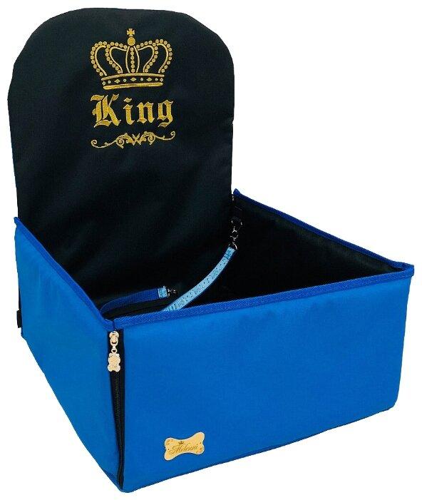 Автогамак для собак Melenni Стандарт King 45х45х57 см
