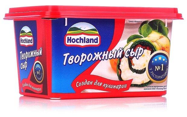 Сыр творожный Hochland для кулинарии, 400 г