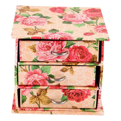 Русские подарки Шкатулка 88253 розовый