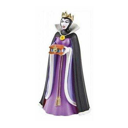 Фигурка Bullyland Белоснежка и 7 гномов Королева-мачеха 12555
