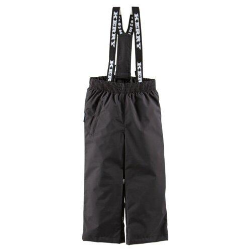 Купить Полукомбинезон KERRY размер 104, 042 черный, Полукомбинезоны и брюки