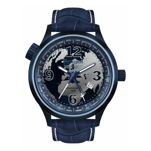 Фото - Наручные часы Нестеров H2467B82-45E наручные часы нестеров h2467b82 45e