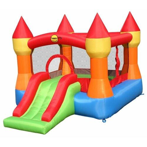 Надувной комплекс Happy Hop Супер прыжок 9017N