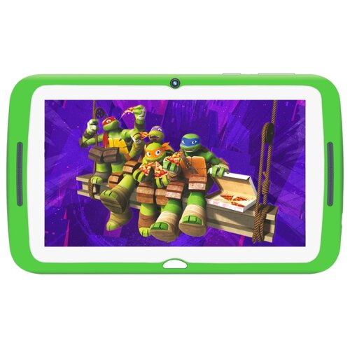 Планшет TurboKids Черепашки-ниндзя Wi-Fi 16Gb зеленыйПланшеты<br>