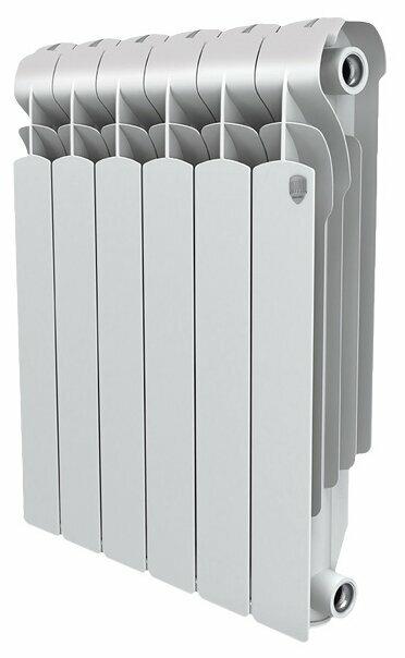 Радиатор секционный алюминий Royal Thermo Indigo 500