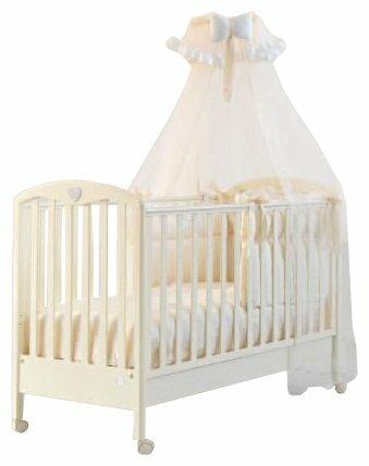 Кроватка Bambolina Cucciolo