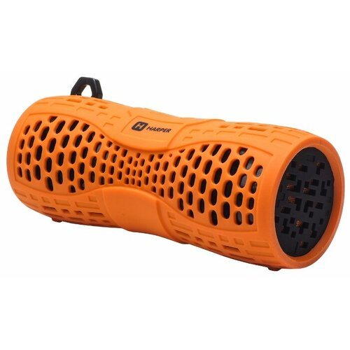 Портативная акустика HARPER PS-045 оранжевый