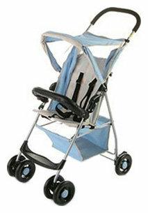 Прогулочная коляска FD Design Mini Plus