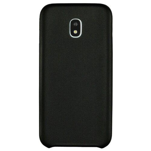 Чехол G-Case Slim Premium для Samsung Galaxy J3 (2017) (накладка) черный цена 2017