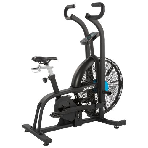 Вертикальный велотренажер SPIRIT AB900 Air Bike черный