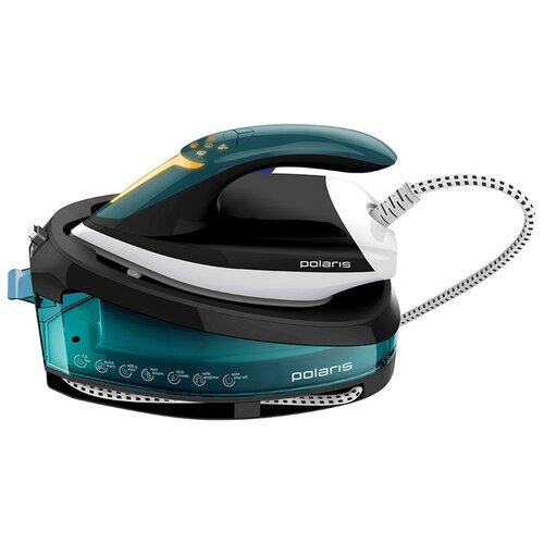 Парогенератор Polaris PSS 7510K зеленый/черный/белыйПарогенераторы<br>
