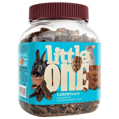 Лакомство для кроликов, грызунов Little One Snack Carob 200 гЛакомства для грызунов<br>