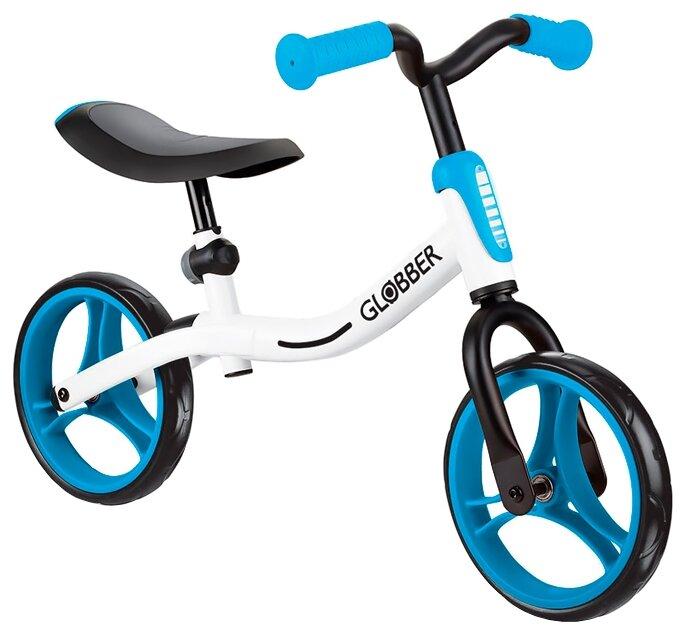 Беговел Globber Go Bike 610-102 красный