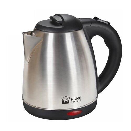 Чайник Home Element HE-KT-197, стальЭлектрочайники и термопоты<br>