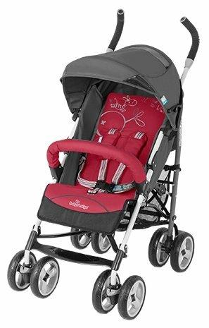 Прогулочная коляска Baby Design Travel (2015)