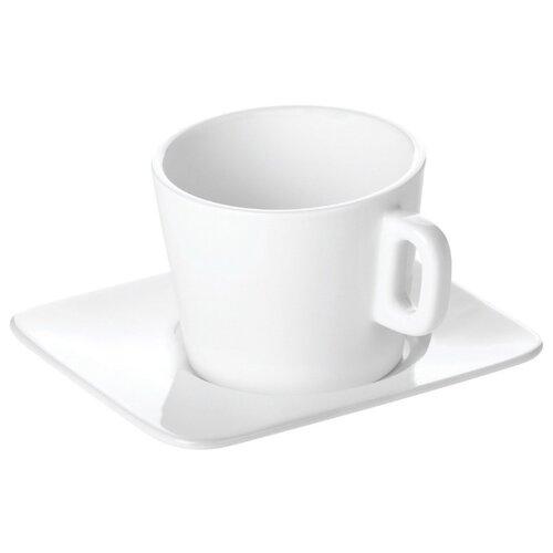 Tescoma Кофейная пара Gustito 200 мл белый