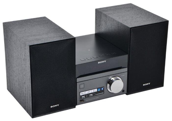 Музыкальный центр Sony CMT-SBT40D