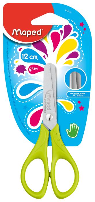 Ножницы детские длина: 12 тип колец: симметричные MAPED Start 12 см классические