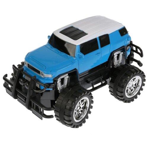 Купить Монстр-трак Технодрайв B1658456-R 1:18 30 см голубой, Радиоуправляемые игрушки