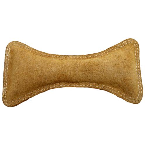 Косточка для собак Ankur из буйволиной кожи 16х8 см коричневыйИгрушки для кошек и собак<br>