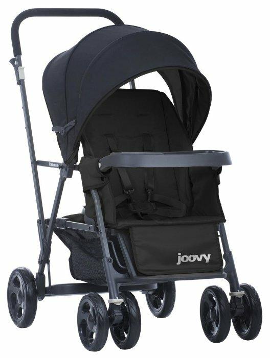 Прогулочная коляска Joovy Caboose Graphite