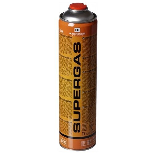 Баллон KEMPER 575 SUPERGAS оранжевый