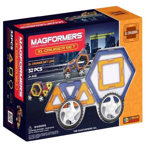Магнитный конструктор Magformers XL Cruisers 63073 Машины