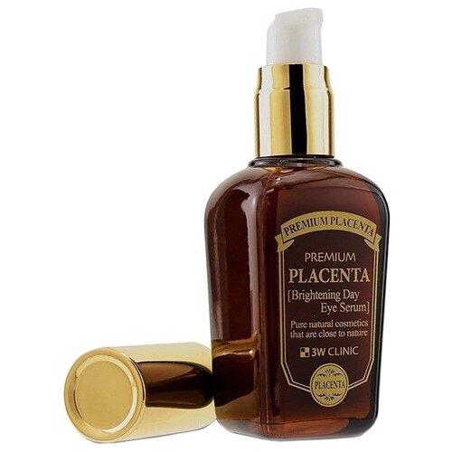 3W Clinic Premium Placenta Brightening Day Eye Serum Сыворотка для борьбы с тёмными кругами под глазами 50 мл сыворотка для век антивозрастной с плацентой 3w clinic premium placenta brightening day eye serum 50 мл