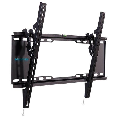 Фото - Кронштейн на стену Kromax IDEAL-102 черный кронштейн для телевизора kromax ideal 102