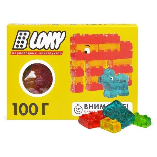 Жевательный мармелад Bloky Блоки 100 г