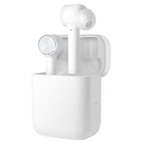 Фото - Беспроводные наушники Xiaomi AirDots Pro (Mi True Wireless Earphones), белый беспроводные наушники xiaomi airdots pro mi true wireless earphones белый